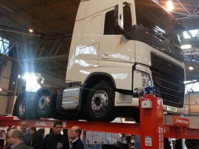 PMD Attends the CV Show at the NEC