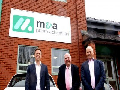 PMD assist M&A Pharmachem Ltd
