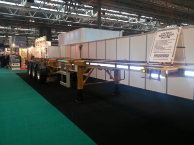 PMD Leasing at the Multimodal Exhibition at the NEC