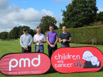 PMD Golf Day – Children with Cancer