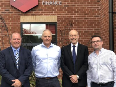 NACFB visit to PMD Business Finance