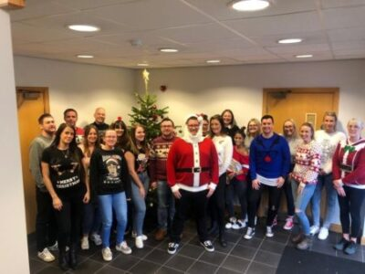 Merry Christmas from PMD Business Finance