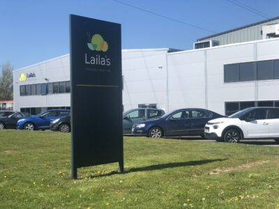 Laila's Fine Foods secures seven figure asset-based lending facility to support on-going growth