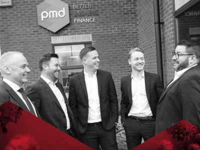 PMD Business Finance backs 500 SMEs during pandemic and lends £46.2m
