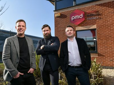 Management team buys out PMD Business Finance